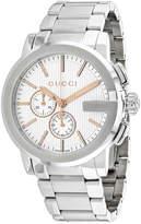 Gucci Men's G-Chrono Watch