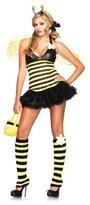 Leg Avenue Women's 4 Piece Daisy Bee Costume