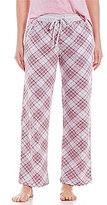 Karen Neuburger Plaid Pajama Pants