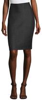 St. John Manto Knit Pencil Skirt