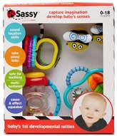 Sassy My 1st Rattles Gift Set