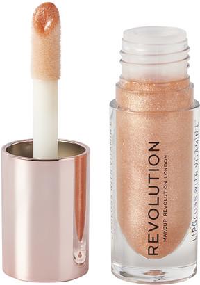 Makeup Revolution Shimmer Bomb Lip Gloss Starlight