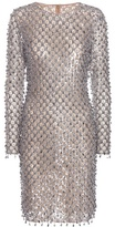 Michael Kors Sequin-embellished dress