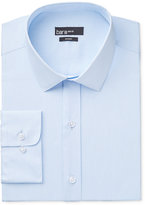 Bar III Men's Fitted Light Blue Hairline Dress Shirt, Only at Macy's