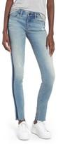 Blank NYC Women's Blanknyc Slit Hem Skinny Jeans