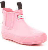 Hunter Kid s Waterproof Chelsea Rain Boot