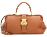 Burberry The Trench leather bowling bag
