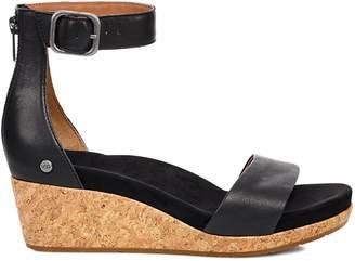 UGG Zoe Wedge Cork Sandal