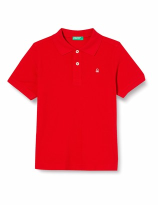 United Colors of Benetton (Z6ERJ) Boys' Maglia Polo M/M Shirt
