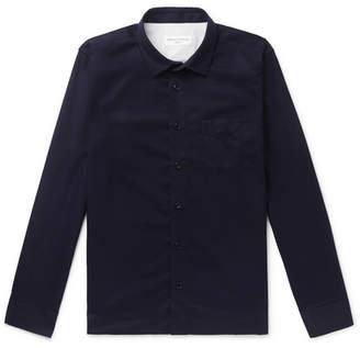 Officine Generale Wool-Flannel Shirt