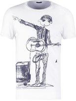 Patrizia Pepe Print Tshirt White