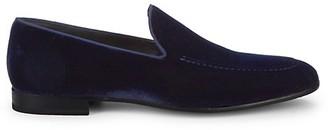 Magnanni Classic Velvet Loafers