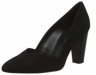 Karen Millen Women's Sappho Silk Closed Toe Heels