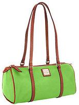 Dooney & Bourke Lambskin Barrel Bag