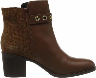 Geox Women's D Glynna Np ABX B Ankle Boots