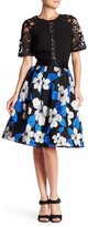 Gracia Floral Embroidered Skirt