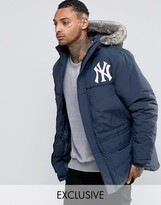 Majestic Yankees Parka Exclusive To Asos