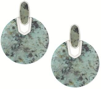 Kendra Scott Didi African Turquoise Earrings