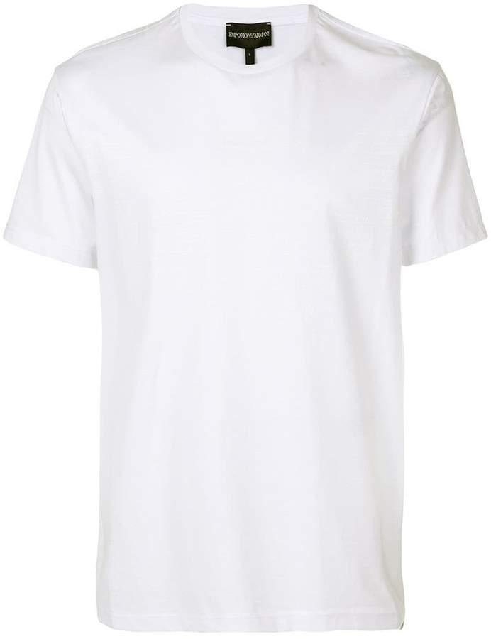 Emporio Armani basic T-shirt