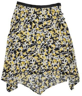 Morgan de Toi 3/4 length skirt