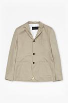 Sander Cotton Slim Jacket