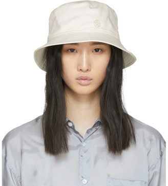 Maison Michel Off-White Jason Bucket Hat