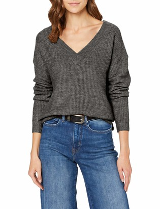 Only Women's Onlmirna L/s V-Neck Pullover KNT Jumper