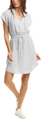 Bella Dahl Smocked Mini Dress