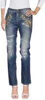 Dolce & Gabbana Denim pants - Item 42563962