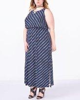 Penningtons Sleeveless Printed Maxi Dress