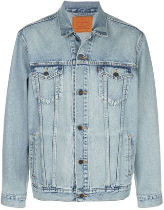 Wardrobe NYC x Levi's Release 04 denim jacket