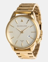 Quiksilver Mens The Timebox 48mm Stainless Steel Watch