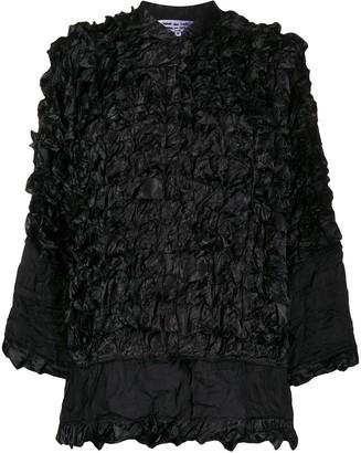 Comme des Garçons Comme des Garçons Ruched Kimono Jacket