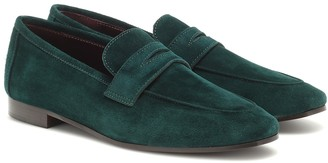 Flaneur suede loafers