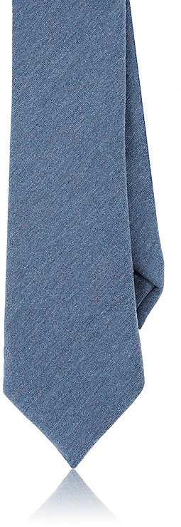 Alexander Olch MEN'S COTTON JERSEY NECKTIE