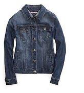 Tommy Hilfiger Women's Medium Wash Jean Jacket