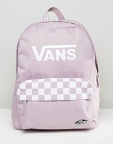 Vans Sporty Realm Backpack In Lilac
