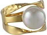 Majorica Ribbon 12mm RD Ring Ring