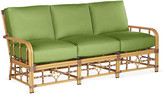 Lane Venture Celerie Kemble For Mimi Sofa - Cilantro - frame, natural; upholstery, cilantro