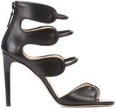 Chloe Gosselin Larkspur stiletto sandals