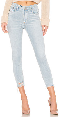 A Gold E Sophie High Rise Skinny Crop