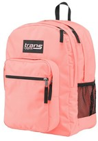 """JanSport Trans By 17"""" SuperMax Backpack - Purple"""