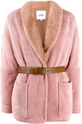BA&SH Vianney corduroy coat