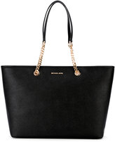 MICHAEL Michael Kors Jet Set Travel medium tote - women - Calf Leather - One Size