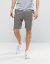 Asos Skinny Short In Gray