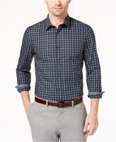 Michael Kors Men's Slim-Fit Check-Print Shirt