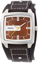Fossil Men's JR9990 Leather Watch