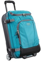 "eBags TLS Mother Lode Mini 21"" Wheeled Duffel - Tropical Turquoise"