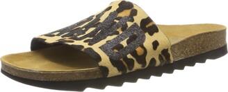 The White Brand Women's Bio Open Toe Sandals