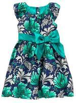 Gymboree Floral Party Dress